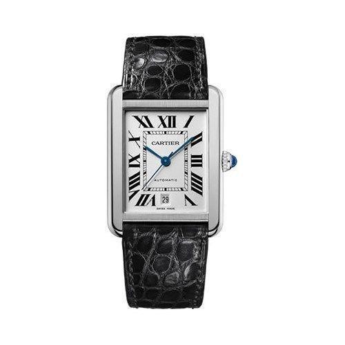 Cartier tank watches for men