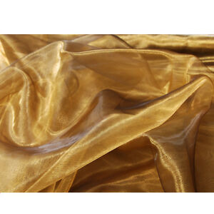 Gold Satin Curtains Ebay