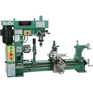 Wanted metal lathe or lathe milling machine combo