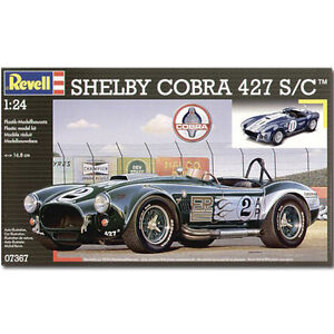 REVELL-Shelby-Cobra-427-S-C-1-24-Model-Car-Kit-07367