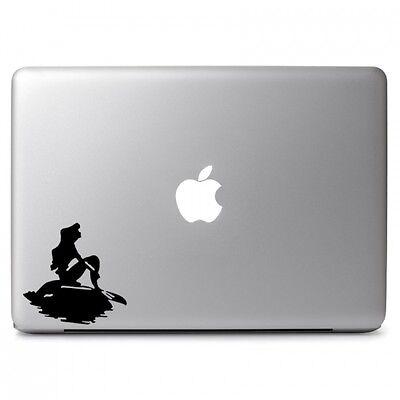 Mermaid Vinyl Decal Sticker for Macbook Air Pro Laptop Trackpad Tablet Cup Mug