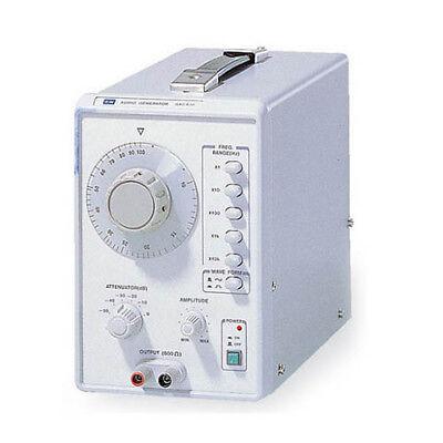 Instek Gag810 Audio Generator