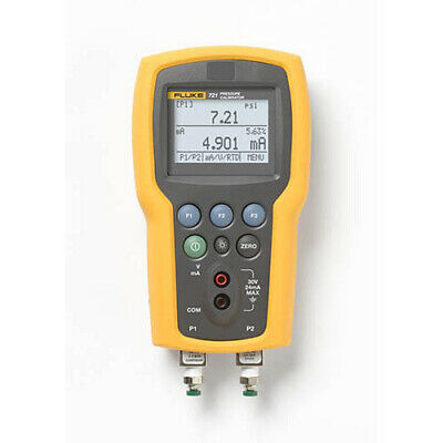 Fluke 721-1630 Dual Sensor Pressure Calibrator 16 Psig 3000 Psig
