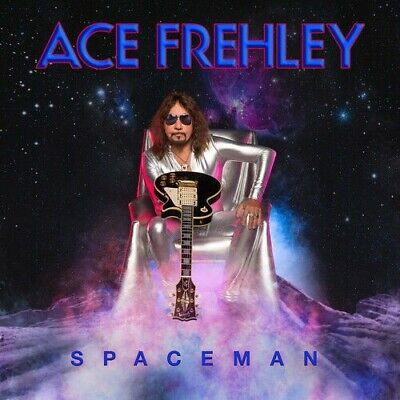 Ace Frehley - Spaceman, CD