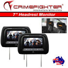 Headrest Monitor Car Video Monitors without Player