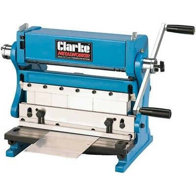 Clarke SBR305 3 In 1 Universal 305mm Sheet Metal Machine 6560000