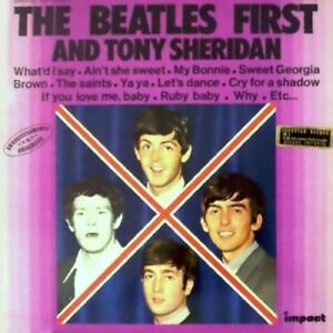 Vinyle.The Beatles first and Tony Sheridan 1978- 6886 556 - 33to
