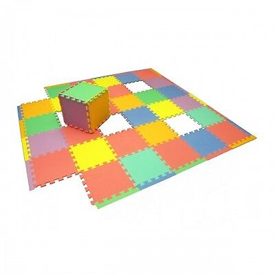 Deluxe Crawling Rainbow Mats 6' x 6'