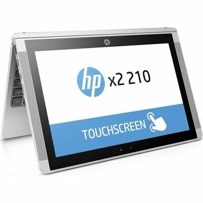 Laptop Windows - HP x2 210 G2 10in Touch 2-in-1 Laptop Atom X5-Z8350 4GB RAM 128GB SSD W10P NEW
