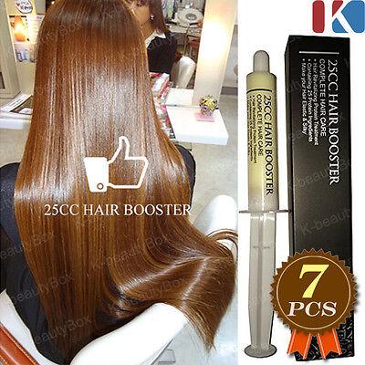 DAMAGED HAIR CARE Hair Booster Treatment 25ml * 7pcs / Perfect Hair Protein