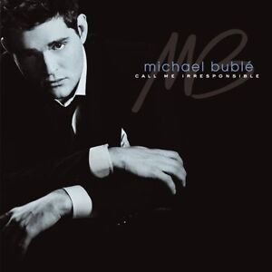 MICHAEL-BUBLE-Call-Me-Irresponsible-CD-BRAND-NEW