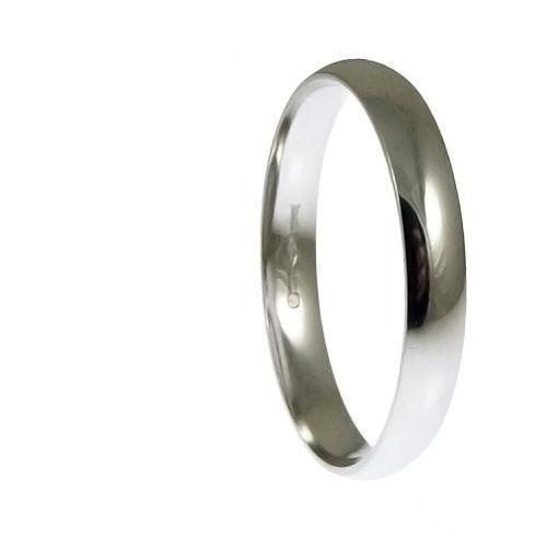 Platinum 4mm Wedding Band: Platinum Wedding Band 4mm
