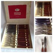 Wood Handle Cutlery