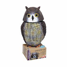 Defenders Wind Action Decoy Owl - Brand New