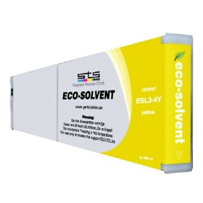 Roland Eco-sol Max 440ml Ink Yellow