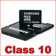 Micro SD Karte 32 GB Class 10