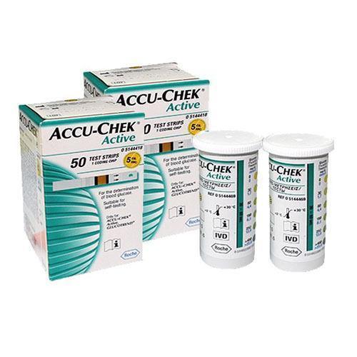 Accu Chek Active Diabetic Aids Ebay