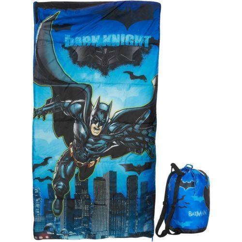 Batman Sleeping Bag Ebay