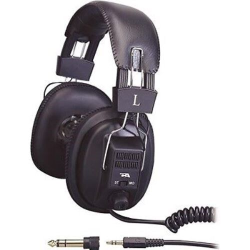 Cyber Acoustics High Quality Headset.stereo Headphones.bi...