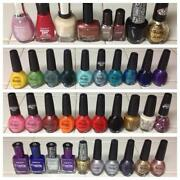 Used Nail Polish Lot