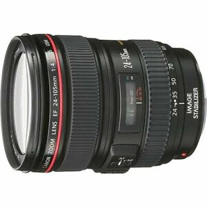 Canon EF 24-105mm f/4L IS USM Lens with B W filter