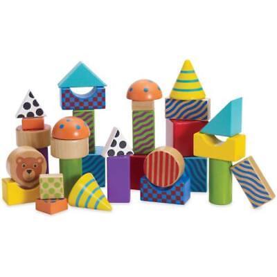 Manhattan Toy Create And Play Pattern Children's Building Blocks Brand NEW!