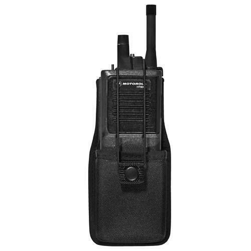 Bianchi 31404 Black Motorola PatrolTek Universal Police Radio Holder