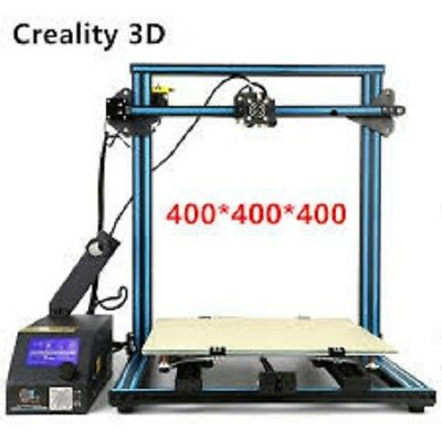 3d Printer Kit Diy Creality Cr10 400x400x400 Printing Size 1.75mm 0.4mm Nozzlelk
