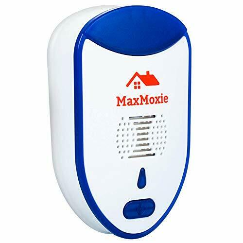 2 Pack Ultrasonic Pest Repeller Humane Mice Control Newest Electronic Insect