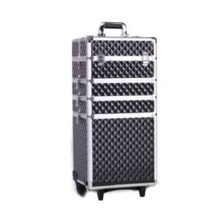 7 in 1 Portable Cosmetics Beauty Hairdressing Makeup Trolley