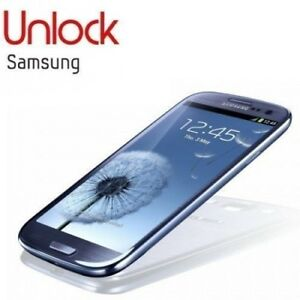 Samsung Cellphone Unlocking Service for any carrier in Canada