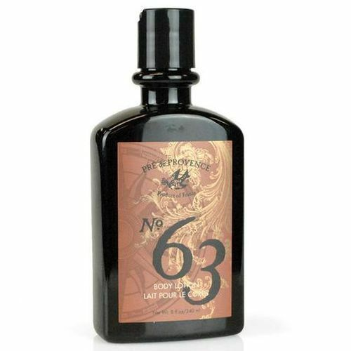 PRE de PROVENCE, NO. 63 MEN'S  BODY LOTION 240ML, Made in Fr