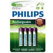 Philips AAA Rechargeable Batteries