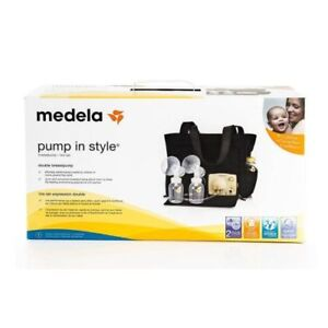 Medela In Style On The Go Breast Pump with Tote
