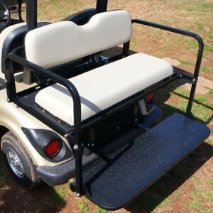 Yamaha Drive Golf Cart Rear Seat Kit
