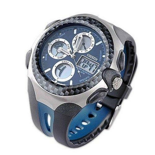mens sports ohsen watches ebay
