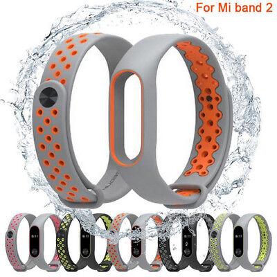 Fashion Wrist Strap Sport Wristband Bracelet Replace Part for XIAOMI MI Band 2