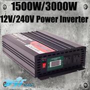 12V 240V Inverters