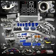 Mustang Turbo Kit