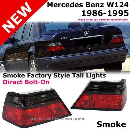 W124 Tail Light Ebay