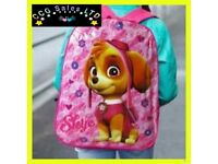 Official Paw Patrol Skye Character Ex-Large School Backpack
