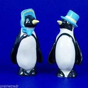 Penguin Salt and Pepper Shakers