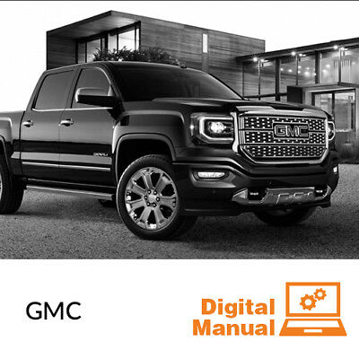 Gmc Truck   Service And Repair Manual 30 Day Online Access