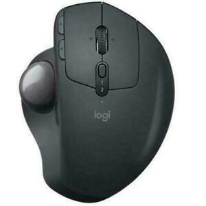 NEW Logitech MX Ergo Wireless Trackball Mouse 910-005177