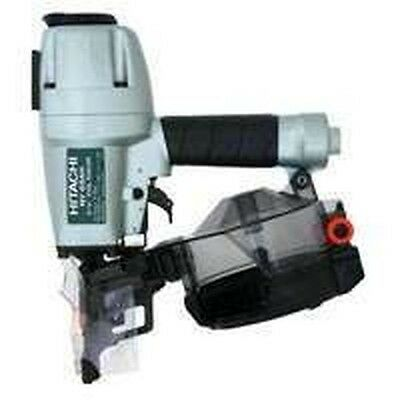 New Hitachi Nv65ah Pneumatic 2 12 Coil Siding Nailer