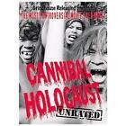 Cannibal Holocaust DVDs