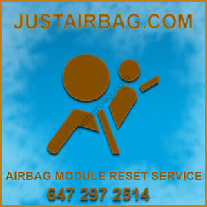 ALL Airbag Module Reset SERVICE up to 2016