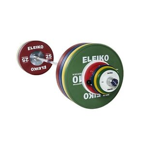 Eleiko Weightlifting Powerlifting Equipment London Ontario image 1