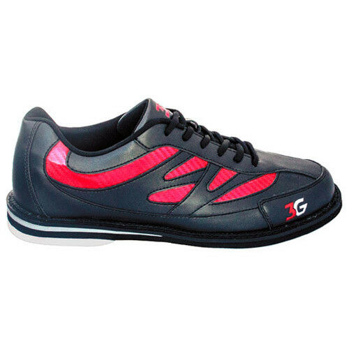 Mens 900 Global 3G CRUZE Bowling Shoes Color Black/Red