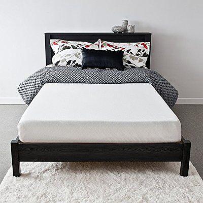 Mattress 10 Inch Memory Foam Modern Living Bedroom Cooling Gel 20 Year Warranty